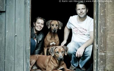 Fototermin bei Karin van Klaveren